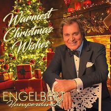 Engelbert Humperdinck Warmest Christmas Wishes 2018 CD Album