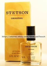 STETSON ORIGINAL* After Shave FOR MEN Fragrance COLOGNE 0.5 fl oz (BOXED) New!