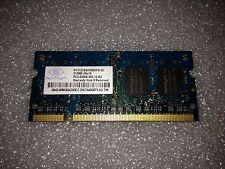 Memoria SoDimm DDR2 Nanya NT512T64UH8B0FN-3C 512MB PC2-5300 667MHz CL5 200 Pin