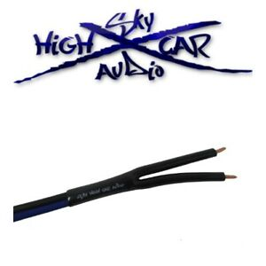 SHCA Speaker Cable Wire Pants Boots Audio Subwoofer Y Splitter 12/14 g wire Pair