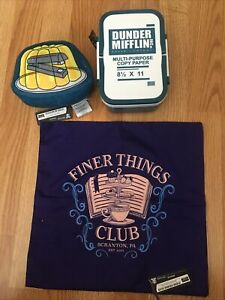 culturefly the office finer things club items lot