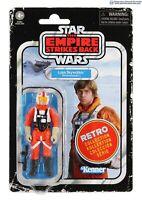 Star Wars Retro Collection SNOWSPEEDER Luke Skywalker Figure 3.75 Hoth 2020