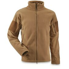 Polartec 300 Coyote Spartian Jacket - Brand New - Size Medium