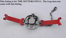 Cold Creek COIL SPRING SETTERS trapping traps beaver, coon, muskrat mink