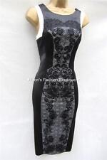 Karen Millen Ultimate Lace Pencil Dress UK 8 or 10 Wiggle DQ138 8
