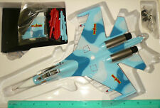 PLAAF Sukhoi SU-30 Flanker-C Aircraft Fighter Model Painted approx. 1/72