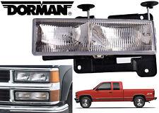 Dorman 1590000 Driver Side Headlight Assembly For 1988-1998 Chevy/GMC Trucks New