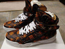 Givenchy Leather High Top Sneakers Size 44, US 11
