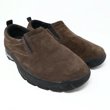 REDHEAD Loafers Brown Suede Leather Slip-On Shoes Mens 9 M