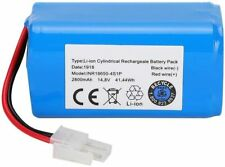 14.8V 2800Mah High Capacity Replacement Lithium-ion Battery for Robot Vacuum