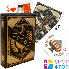 UNION THEORY 11 PLAYING CARDS DECK AMERICAN REVOLUTION MAGIC TRICKS SEALED NEW