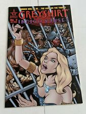 Greyshirt Indigo Sunset #2 January 2002 America's Best Comics