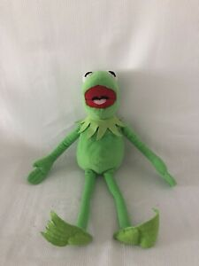 Kermit Frog Plush Soft Toy Kids Childrens Muppets Collectors Toys