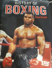 *RARE BOOK* History of Boxing by Peter Arnold *1988 version*
