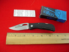 GERBER USA 1995 FIRST PRODUCTION RUN EZ OUT JR KNIFE NEW IN BOX