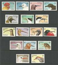 "TUVA 1988 FINE & FRESH  UNMOUNTED MINT SET "" ISLAND BIRDS"" TO $5.00"
