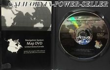 2007-2011 Cadillac Escalade EXT ESV & Hybrid Navigation DVD Map v 8.3 20883771