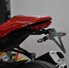 Soporte de matrícula de popa transformación ducati Monster 1200 R ajustable Tail Tidy