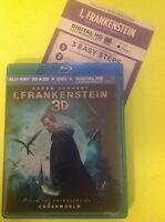 I, Frankenstein (Blu-ray Disc, 2014, 2-Disc)Authentic US Release