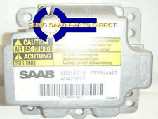 NEW SAAB 9-5 1998-1999 AIRBAG ECU  5014212