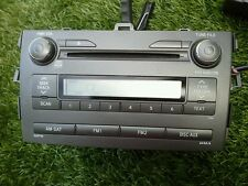 2011-2012 TOYOTA COROLLA AM/FM RADIO MP3 CD PLAYER OEM SEE PHOTO