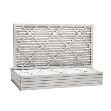 16x36x1 Dust and Pollen Merv 8 Replacement AC Furnace Air Filter (6 Pack)