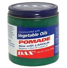 Dax Aceite Vegetal Pomada Verde Bote - 213ml (214g)