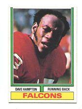 1974 Topps #55 Dave Hampton Atlanta Falcons