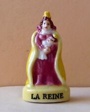 Fève pub Boulangerie Banette 2014 - D'Artagnan & les Mousquetaires : La Reine