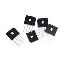 5Pcs Gbu808 800V 8A Single Phases Diode Bridge Rectifier Ic Chip JDUK