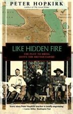 Like Hidden Fire: The Plot to Bring Down the British Empire, Peter Hopkirk, Good