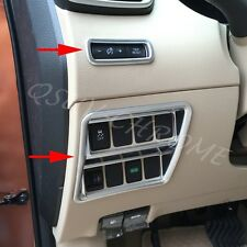 For Nissan Qashqai J11 XTrail T32 Dashboard Switch Cover Interior Accessories