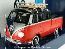 VOLKSWAGEN T1 VAN MODEL 1:24 SCALE PICK UP SPLIT SCREEN MOTORMAX TYPE 2 VW T3