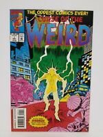 Curse of the Weird #1 (December 1993): Marvel comic - actual pictures - NM/MN