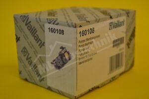 160108 Vaillant Membran-pumpe für VC 110-242 VCW 180-242
