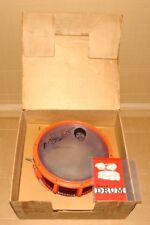 THE BEATLES ORIGINAL SELCOL NEW BEAT RINGO STARR SNARE DRUM 1964 W/ BOX & EXTRAS