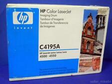 HP HEWLETT PACKER, C4195A, LASERJET IMAGING DRUM, NIB SEALED *JCH*