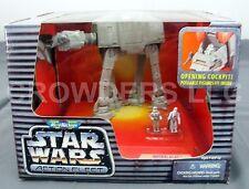 Micro Machines Star Wars Imperial ATAT w/ Driver & Stormtrooper Galoob NIP '95