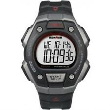 Timex Mens Ironman Classic 50 Black Resin TW5K85900 Watch