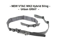 Viking Tactic - VTAC - 2 Point  MK2 HYBRID Sling PADDED WIDE - Urban GRAY - GREY