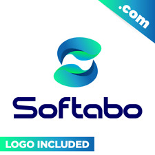 Softabo.com is a cool brandable domain for sale! Godaddy PREMIUM + LOGO Software