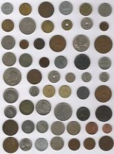 More details for collection of 56 world coins   bulk coins   pennies2pounds