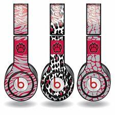 Northern Illinois University Skins for Beats Solo HD Headphone - Animal Print -