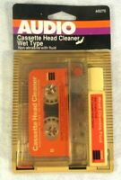 Cassette Tape Head Cleaner Gemini Audio AS270 NEW Sealed Wet Type