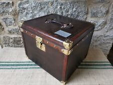 A Vintage Hat Box by Moynat