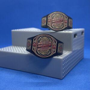 Impact Tag Team Championship Belts