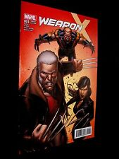 WEAPON X # 1 DALE KEOWN 1:25 VARIANT MARVEL COMIC NMNT
