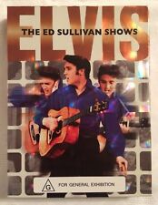 ELVIS PRESLEY - The Ed Sullivan Shows (2006) 3 Disc Set - REGION 0