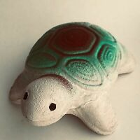 Vintage Soviet Rubber Toy USSR Russia Kids Collectibles Turtle