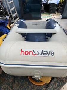 Honwave inflatable boat Rib Dinghy Tender T25